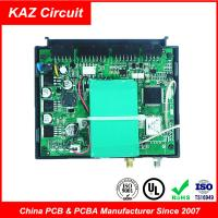 Wholesale ENIG / HASL PCB Design 4 Layers  For GPRS Backstage Control Board from china suppliers