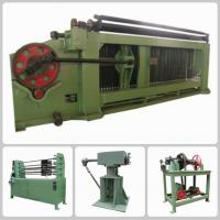 Quality High Speed Automated Gabion Machine CE , Gabion Mesh Machine for sale