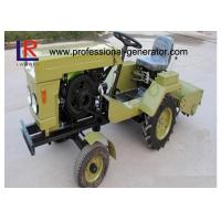 Wholesale 12HP 15HP 18HP 20HP Mini Walking Tractor Tillers And Cultivators Four Wheels 2400 RPM from china suppliers