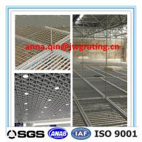 Quality steel grating ceiling grids from jiuwang for sale
