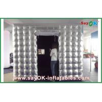 Wholesale Beautiful Inflatable Wall Panel Mobile Square Blow Up Photo Booth from china suppliers