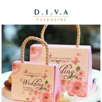Quality Cheap wedding favors candy boxes for sale for sale