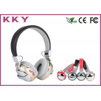 Wholesale Comfortable Noise Isolation Bluetooth Phone Headset / On Ear Headphones Wireless from china suppliers