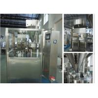 Wholesale High Transmission Hard Capsule Filling Machine With World Famous Parts 50Hz 8KW from china suppliers