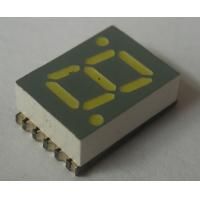 "Wholesale 0.39"" Single Digit  SMD Digit LED Display gray surface led number display from china suppliers"