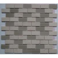 Wholesale Glass Mix Stone Mosaic (NM-112075) from china suppliers
