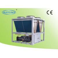 Wholesale Plate Fins Air Cooled Screw Chiller from china suppliers