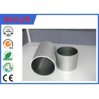 Wholesale Extruded Hollow Round Thin Wall Anodized Aluminum Pipe ISO / TS 16949:2009 from china suppliers