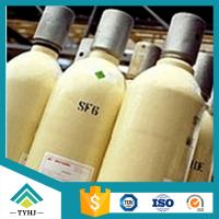SF6 Gas Sulfur Hexafluoride for Storage Device
