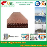 Wholesale Longitudinal Membrane Water Wall Thermal Insulation ISO9001 Certification from china suppliers