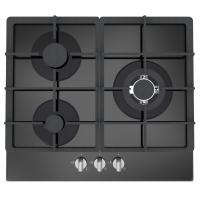 Buy cheap 3 Burners Glass Gas Hob from wholesalers
