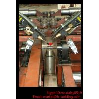 Full Automatic H Beam Welding Line For Assembly / Welding / Straightening Machinery
