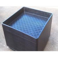 Wholesale Propagation Nursery Plant Pot Saucers , Square PP Seeding Trays from china suppliers