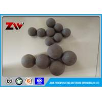 Wholesale Mining Forged Grinding Steel Balls 1 - 5 Inch Solid For Ball Mill from china suppliers