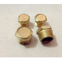 Wholesale copper sintered sintered copper powder sound muffler from china suppliers