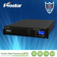 Wholesale Prostar single phase 19 inch rack smart ups 3000va from china suppliers