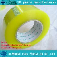 Wholesale bopp adhsive sealing carton tape from china suppliers