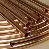 Quality Copper Tubes, Meets ASTM B75 Standard, with C12200 Grade and 0.5 to 8mm Thickness for sale