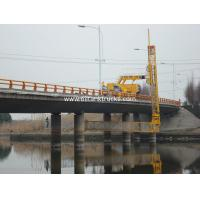 Wholesale National V 15+2m Aluminum Bridge Inspection Platform Truck , Span Width 2.5m from china suppliers