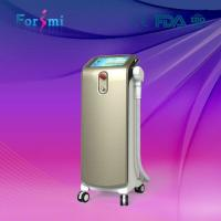 Buy cheap Vertical permanent pain free Diode Laser Hair Removing Machine from wholesalers