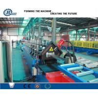 Wholesale Custom Steel Door Frame Roll Forming Machine With PLC Control System from china suppliers