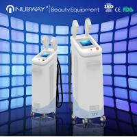 Wholesale SHR hair removal machine chinese professional supplier for spa and clinic use from china suppliers
