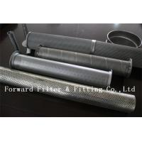 Wholesale Pleated Stainless Steel Mesh Filter Cartridge For Liquids / Mesh Screen Filter from china suppliers