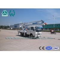 Wholesale 22 Meters Telescopic Boom Aerial Platform Vehicle Overhead Operation from china suppliers