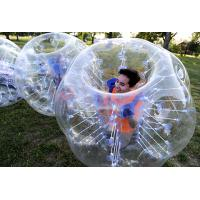 Wholesale CE Standard PVC Bubble Soccer Football For Adults Inflatable Bounce Ball from china suppliers