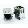 Buy cheap ARJP11B-MASA-B-A-EMU2 10/100 Base-TX RJ45 Modular Electrical Connectors from wholesalers