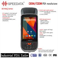 Wholesale 4.5 inch, keyboard and GPS Avaliable 134.2 kHz Low Frequency (LF) RFID Mobile Readers from china suppliers