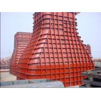 Wholesale Recycled 300 * 1 , 100 * 100 * 600mm Red Steel Formwork For Reservoirs , Large - Scale Stadiums from china suppliers