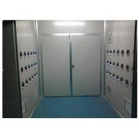 Wholesale Anti-Static Class 10000 Cargo Air Shower Tunnel For Cosmetic Workshop , Sandwich Panel from china suppliers