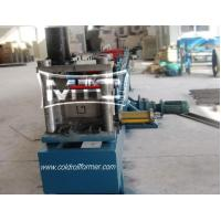 Wholesale Safety Door Frame Roll Forming Machine from china suppliers
