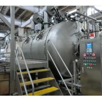 Wholesale Atomization Intermittent Fabric Air Flow Dyeing Machine Low Bath Ratio from china suppliers