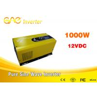 Wholesale 1000w Power inverter dc to ac  220v 230v pure sine wave 1.5kva 12v from china suppliers