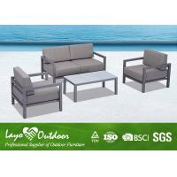 Buy cheap 2 Year Warrantee Promise New Design Patio Seating Sets Furniture Gardens from wholesalers