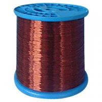 Buy cheap Solid Type and Super Insulated Enameled Aluminium Wire with low resistance from wholesalers