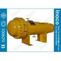 Wholesale BOCIN Carbon Steel Gas filter separator with cartridge to remove solids and mesh pad to remove mist from china suppliers