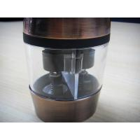 Wholesale Household Kitchen Stainless Steel Pepper And Salt Mill With Electric 2 in 1 from china suppliers