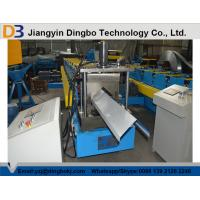 Wholesale Ridge Cap Roll Forming Machine for Metal Roof with Working Speed 12-30m / min from china suppliers