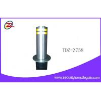 Wholesale Water resistance traffic security bollard automatic , bollards and barriers from china suppliers