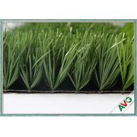 Wholesale Common Fibers Rebound Softness Fake Turf / Artificial Turf For Soccer Fields from china suppliers
