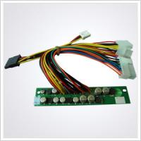Wholesale Industrial Computer Custom Power Supplies With ATX DC / DC 12V , 60W To 90W from china suppliers