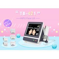 Wholesale 4.5mm Cartridge HIFU High Intensity Focused Ultrasound For Face Lifting from china suppliers