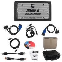 Wholesale Cummins INLINE 6 Data Link Adapter Truck Diagnosis Tool Cummins Truck Diagnostic Tool from china suppliers
