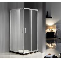 Wholesale Convenient Comfort Sliding Glass Door Shower Enclosure , Glass Enclosures For Showers from china suppliers