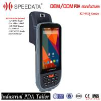 Wholesale Mobile Data Collection RFID Reader 125KHZ and Fingerprint Reader Android from china suppliers