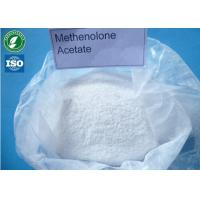 Wholesale Raw Steroid Powders 99% purity Methenolone Acetate for Muscle Growth CAS 434-05-9 from china suppliers