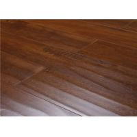 Buy cheap Eco Indoor Distressed Wood Laminate Flooring ,  Recycle Hardwood Floor Covering from wholesalers